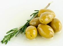 Green Greek Olives