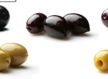 Green & Black Olives from Greece