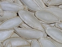 Pumpkin seeds Lady Nails