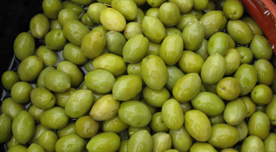Greek Olives - Green Olives from Greece